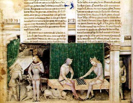 kralj Artur za tablom