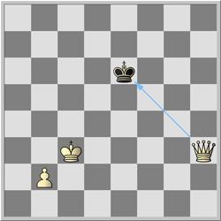 šah damom